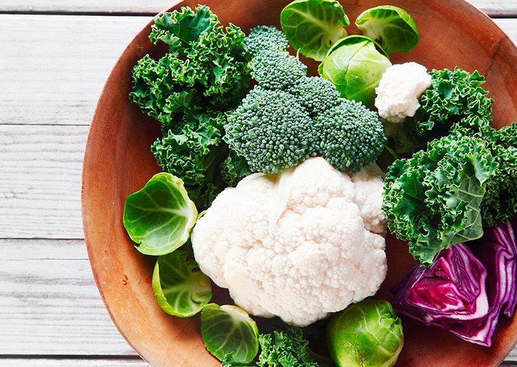 Imagem de Vegetais Brássicos